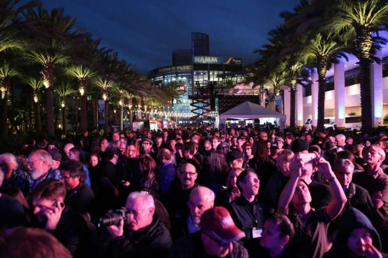 Attend The 2017 NAMM Show
