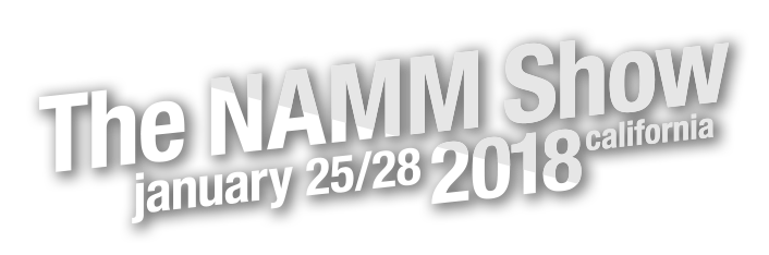 Try out our solutions at Namm 2018 Level E boot #2016!!!