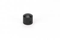 Manopola ottone Mod. D-1515KB finitura nero lucido