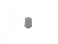 2MA-013 - Cappuccio in plastica Mod: MS-6 D 5,5 mm x 6,2 mm per microinterruttore