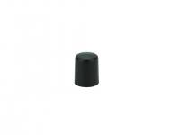2MA-019 - Cappuccio in plastica Mod: MS-7 Ø 5,8 mm x 7,3 per microinterruttore